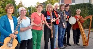 Der Instrumentalkreis (IKS) der Stephanuskirche