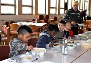 Mittagstisch in Stephanus